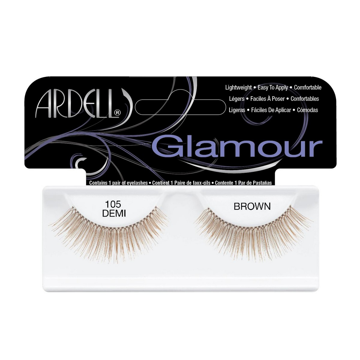 Ardell fashion lashes #101 demi 33